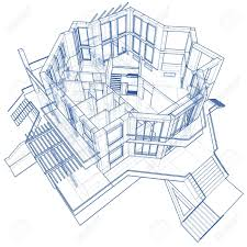 blueprints for houses 3d images