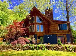 summer c cabins appalachian log cabin on tuckasegee river vrbo