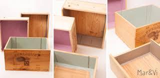 cassette vino riciclare casse di vino per creare uno scaffale di design ispirando
