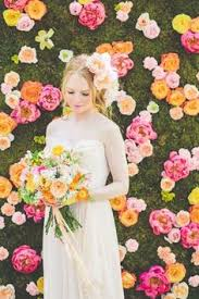 wedding backdrop trends the 2015 wedding trend 22 flower wall backdrops