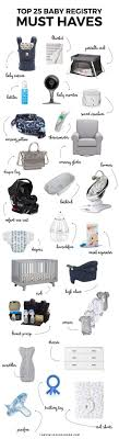 baby registries best 25 baby registry ideas on baby shower registry