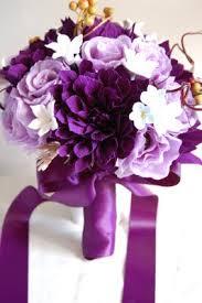 Purple Wedding Flowers Florist Flamingo Photography U0026 Production