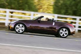 nissan 350z convertible 2009 nissan 350z conceptcarz com