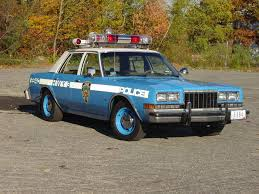 vwvortex com most recognizable police car