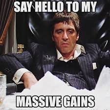 Protein Powder Meme - fitguru gainzmaniac instagram photos and videos
