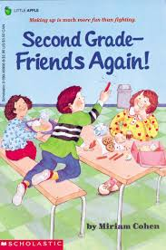 Best Halloween Books For Second Graders by Second Grade Friends Again By Miriam Cohen Scholastic