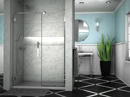 Fleurco Shower Door Fleurco Glass Shower Doors Titan Cronos In Line