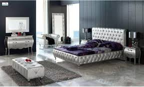black and silver bedroom two tone furniture amazing black and