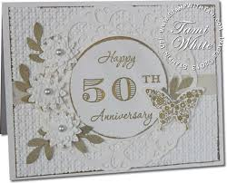 50th anniversary photo album 50th anniversary cards mes specialist