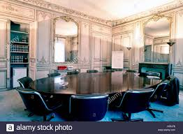 paris france conference room in lawyers office old style empty