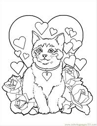 mammals coloring pages free valentine coloring pictures to print off coloring pages