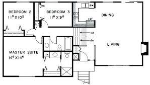 split floor plan house plans split level floor plan mykarrinheart com