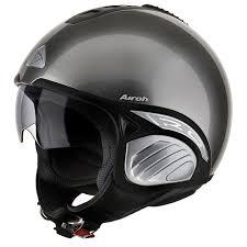 motocross helmets online airoh city one color jet helmet white cheap shoei motocross