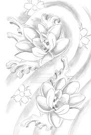 best 20 lotus flower drawings ideas on pinterest lotus tattoo
