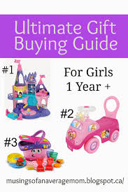 ultimate gift buying guide great gift ideas for one year old