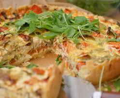 cuisine provencale recette quiche provençale recette de quiche provençale marmiton