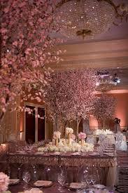 Tree Centerpiece Wedding by Cherry Blossom Ikebana Google Search Reception Decoration