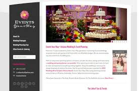 wedding planning website attractive wedding party event planning websites for your