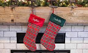 plaid christmas personalized plaid christmas qualtry