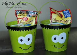 Movie Basket Ideas How To Make An Epic Halloween Boo Basket Plus Printables