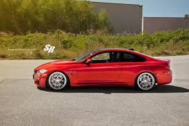 red bmw m4 stunning red bmw m4 by sr auto group car pictures