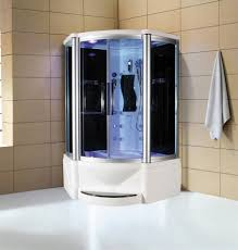 bath ws 609p steam shower w whirlpool bathtub combo unit