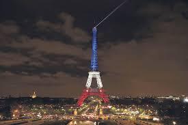 Paris Flag Image Frankreich Angriff Am Eiffelturm Anti Terror Ermittler übernimmt