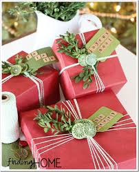 Wedding Gift Decoration Creative Christmas Gift Wrapping Ideas All About Christmas