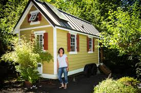 tumbleweed houses com brittany and her tiny house willamette living magazine