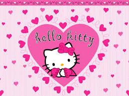 Hello Kitty Invitation Card Maker Free Hello Kitty Wallpapers Hd Group 73