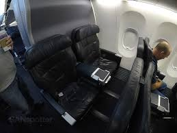 United Flight Change Policy by United Airlines 737 900 Er First Class San Diego To Los Angeles