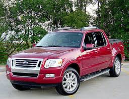 ford sports truck ford explorer sport trac sport utility models price specs