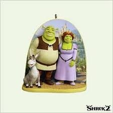 2005 shrek princess fiona hallmark ornament at ornament mall