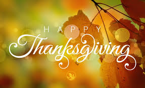 happy thanksgiving from caigner email marketing inside caigner