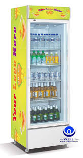 glass front refrigerator glass front refrigerator suppliers and