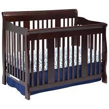 Convertible Baby Crib Plans 3 Convertible Baby Crib In Espresso Magnifier Cribs Australia