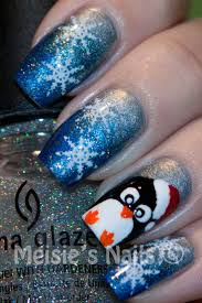 best 25 penguin nails ideas only on pinterest penguin nail art