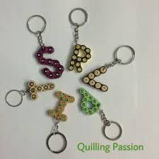 54 best quilling keychains images on pinterest quilling