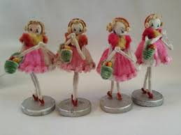 Vintage Easter Decorations Ebay by 1131 Best Pipe Cleaner Figures Images On Pinterest Pipe Cleaners