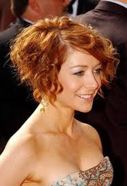 15 best ideas of short haircuts for women over 40 with curly hair
