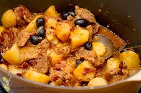 recette de cuisine portugaise sauté de veau à la portugaise l univers de sylvie l univers de sylvie