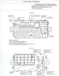 97 honda civic ac wiring diagram wirdig throughout 1991 honda
