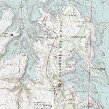 lake sakakawea map lake sakakawea state park mercer county dakota park
