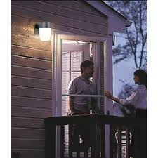 led dusk to dawn security light shop utilitech 26 watt bronze cfl dusk to dawn security light at