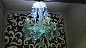 Girly Chandeliers For Cheap Locker Decorating Ideas A Surprise For My Daughter Locker Lookz