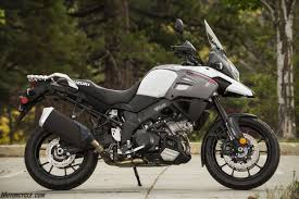 suzuki 2018 suzuki v strom 1000 and v strom 1000xt review motorcycle com
