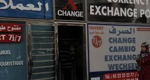bureaux de change à bureaux de change la ruée vers le telquel ma