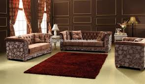 Classic Chesterfield Sofa Italy New Classic Chesterfield Furniture Fabric Sofa Al151 View