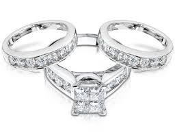 weddings 10k 77 best wedding rings sets images on wedding bands
