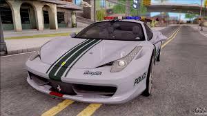 how fast is a 458 italia 458 italia dubai high speed for gta san andreas